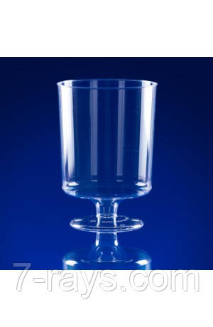 """Рюмка-бокал """"кристал"""" прозрачная 200мл, Ǿ=70мм, h=97мм."""