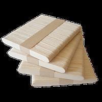 Палочки для мороженого 9,4х1х0,2 см. 500 шт. деревянные