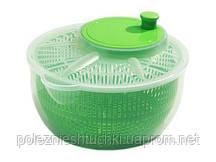 Сушилка для зелени 3 л. пластиковая, ручная MTM