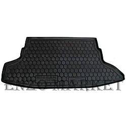 Автомобільний килимок в багажник Nissan Juke 2010- (Avto-Gumm)