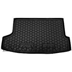 Автомобільний килимок в багажник Nissan Juke 2016 - верхня полиця (Avto-Gumm)
