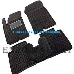 Гібридні килимки в салон Nissan Juke 2010- (Avto-Gumm)