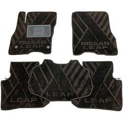 Текстильні килимки в салон Nissan Leaf 2012-/2018- (AVTO-Tex)