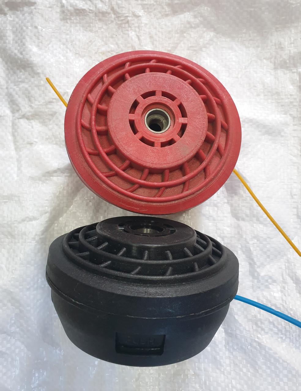 Головка косильная для мотокос дешевая черная, красная