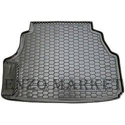 Автомобільний килимок в багажник Nissan Maxima 2000- (Avto-Gumm)