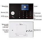 Розумна сигналізація для дому Wi-smart AP18 з Wi-Fi, GSM сигналізація в квартиру, фото 2