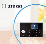 Розумна сигналізація для дому Wi-smart AP18 з Wi-Fi, GSM сигналізація в квартиру, фото 3