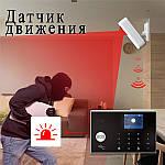 Розумна сигналізація для дому Wi-smart AP18 з Wi-Fi, GSM сигналізація в квартиру, фото 7