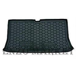 Автомобільний килимок в багажник Nissan Micra (K12) 2002- (Avto-Gumm)