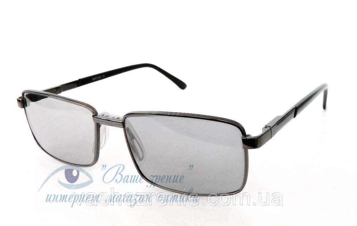 """Очки """"хамелеон"""" для зрения +/- мужские. Код:2358"""