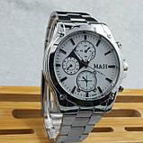 Чоловічі наручні годинники V8 в стилі Armani, фото 2