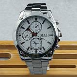 Чоловічі наручні годинники V8 в стилі Armani, фото 3