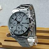 Чоловічі наручні годинники V8 в стилі Armani, фото 4