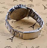 Чоловічі наручні годинники V8 в стилі Armani, фото 5