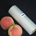 Пакети для вакууматора гофрована плівка Adna Pack вакуумні пакети 5м в рулоні, 17 см, фото 2