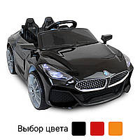 Детский электромобиль Just Drive  BM-Z3 автомобиль машинка для детей Черный