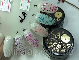 Цветочный гель #1 Flower gel LadyArms