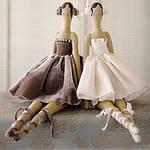 Куклы Тильда - стильные игрушки своими руками
