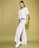 Жіночий костюм двійка футболка і штани 3 забарвлення розмір: 50-52, 54, 56, фото 6