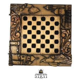 Шахи і нарди ручної роботи, ексклюзивні різьба по дереву