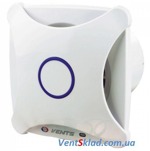 Витяжний вентилятор з датчиком вологості Вентс 125 ХТН