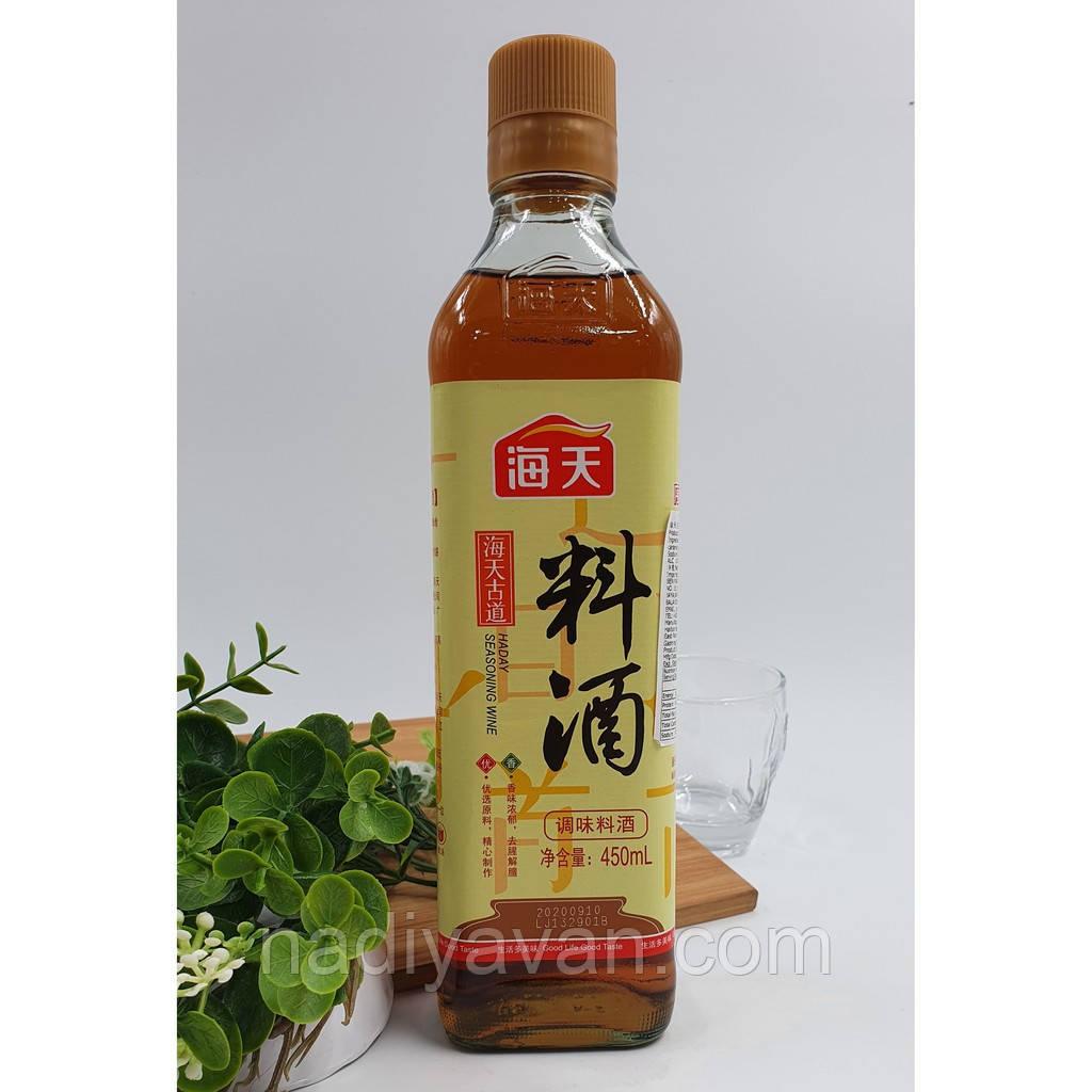 Шаосинское рисовое вино 450мл классика Haday seasoning wine