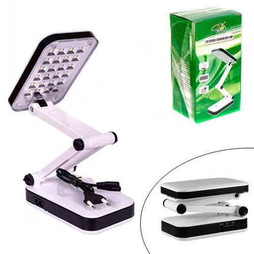 Лампа настольная светодиодная LED 800мАч шарнирная LH-666, 105576