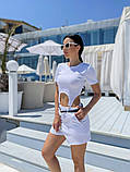 Женский летний костюм футболка и шорты яркие цвета размер: 42-44, 46-48, фото 10
