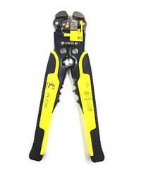Стриппер универсальный JX-1301 обжим для проволоки Желтый