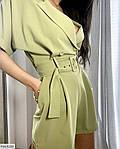 Жіночий комбінезон з шортами з кишенями, фото 4