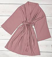 Женский халат-кимоно 047   Домашняя одежда