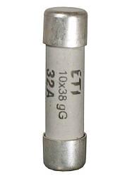 Предохранители цилиндрические CH 10 x 38 gG,  8A / 500V