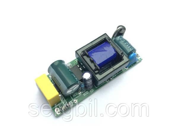 LED драйвер 6-10х3Вт 600мА 21-36В, 20Вт харчування 100-265В