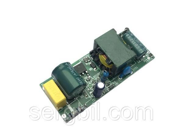 LED драйвер 10-18х3Вт 600мА 36-65В, 36Вт питание 100-265В