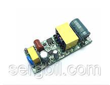 LED драйвер 12-18х3Вт 600мА 42-65В, 36Вт питание 100-265В