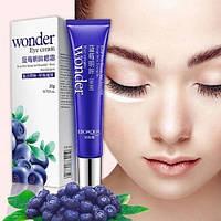Кремы для лица Bioaqua Крем для кожи вокруг глаз Bioaqua Wonder Eye Cream с экстрактом черники