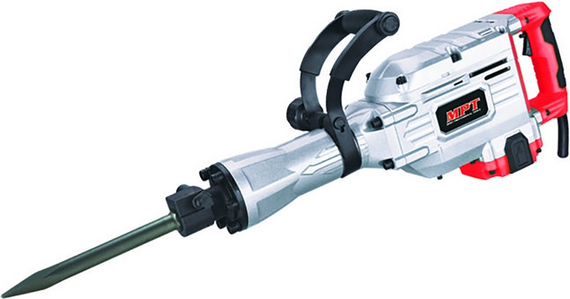 Молоток отбойный 1.7 кВт, 50 Дж, 1850 уд/мин, MPT Profi (MDB9003)