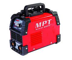 Інвертор зварювальний апарат 20-140 А MPT (MMA1405)