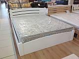 Ліжко з підйомним механізмом Грін 160*200 Ясен, фото 2