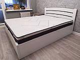 Ліжко з підйомним механізмом Грін 160*200 Ясен, фото 3