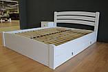 Ліжко з підйомним механізмом Грін 160*200 Ясен, фото 6