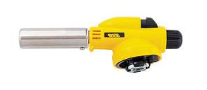 Горелка для газового баллона Гефест 1400*С Mastertool (44-5025)