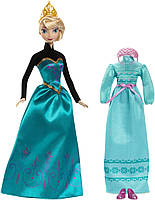 Кукла Эльза Дисней Холодное сердце с одеждой (Disney Frozen Coronation Day Elsa Doll)