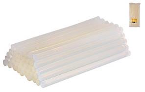 Стержні клейові 11.2*300 мм, 1 кг, прозорі (пакет) Mastertool (42-0152)