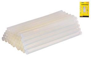 Стрижні клейові 11.2*200 мм, 1 кг, прозорі (короб) Mastertool (42-0151)