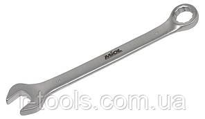 Ключ рожково-накидной CRV сатин, 8мм Miol 51-673