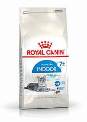 Royal Canin Indoor + 7 для кошек, не выходящих на улицу старше 7 лет 400 г