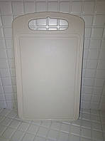 Доска разделочная пластиковая АЛЕАНА 168027 (25 x15 см)