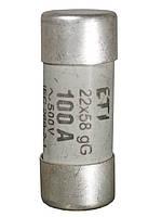 Предохранители цилиндрические CH 22 x 58 gG,  16A  690V