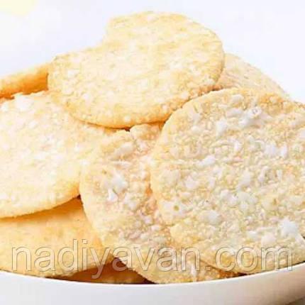 Want Want рисовое печенье с сахарной глазурью 84g, фото 2